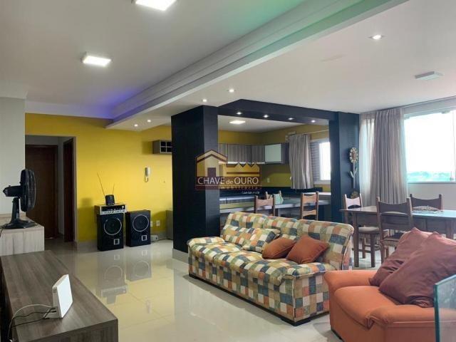 Apartamento à venda, 4 quartos, 2 vagas, Santa Maria - Uberaba/MG - Foto 8