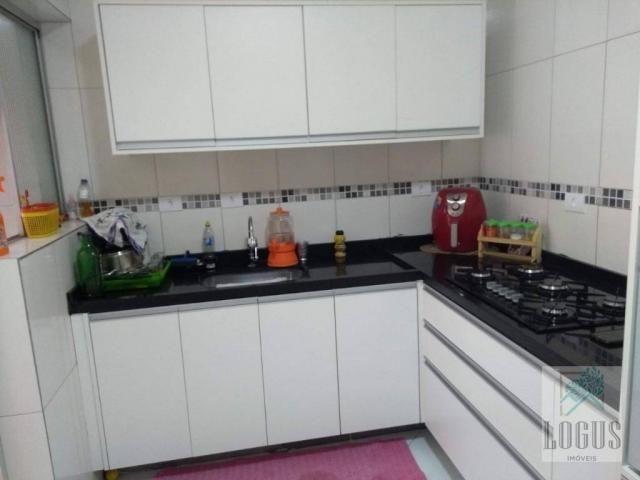 Apartamento à venda, 79 m² por R$ 320.000,00 - Baeta Neves - São Bernardo do Campo/SP - Foto 5