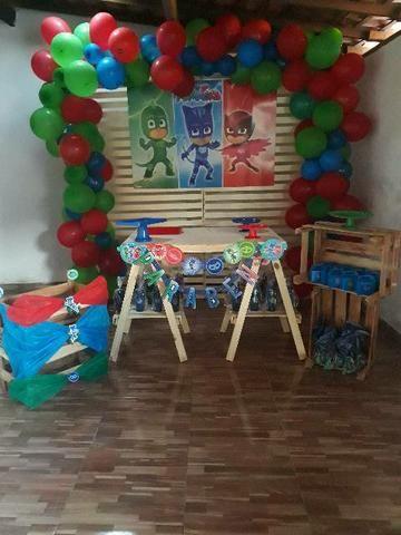 Vendo móveis para decoração de festas em perfeito estado de conservação - Foto 4