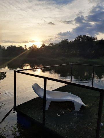 Salão de eventos rústico Beira de rio - Foto 4