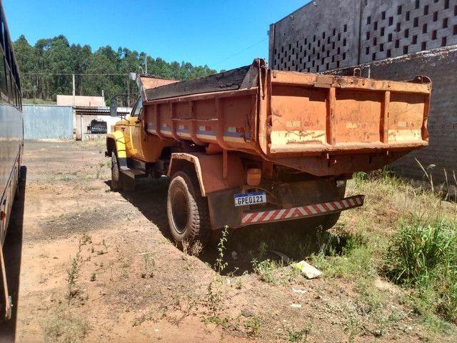Troco por caminhão traçado caçamba ou 3/4 furgao - Foto 3