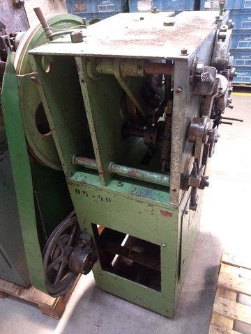 Máquina para produzir molas Carjac MC1 arame de 0,5 a 1,6 mm - Foto 3