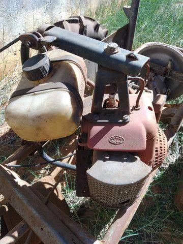 Micro Trator Pulverizador Haupt Solo Minor - Foto 3