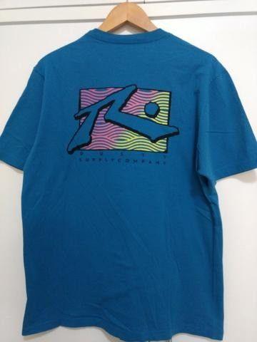 Camisetas FreeSurf e Rusty ( Aceito Cartão ) - Foto 4