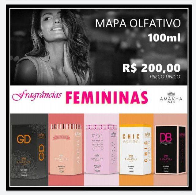 Mega promoção perfumes Amakha Paris importados /versão 100 ml .. - Foto 2