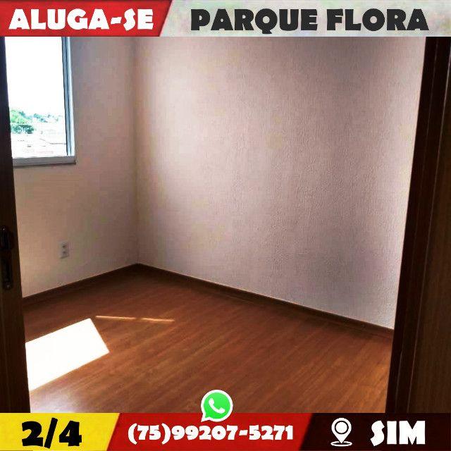 Parque Flora 2/4-Com Armários Na-Cozinha e Banheiro-Bairro-Sim-Feira de Santana-BA - Foto 7