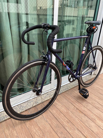 Bicicleta Fixa Eagle Bike - Foto 2