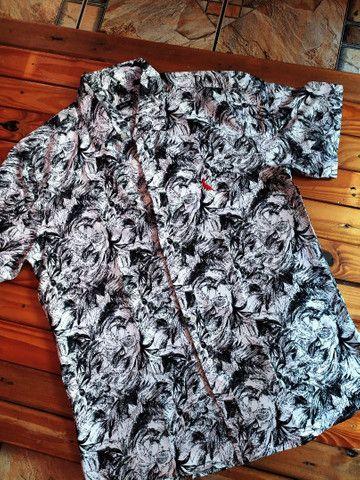 Camisa florida 3 - Foto 2