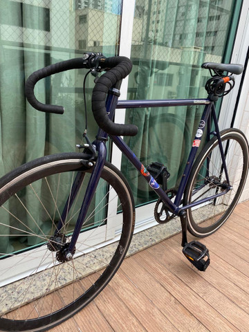 Bicicleta Fixa Eagle Bike - Foto 5