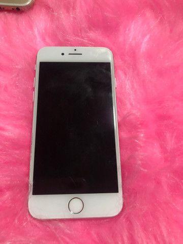 iPhone 8 branco  - Foto 2