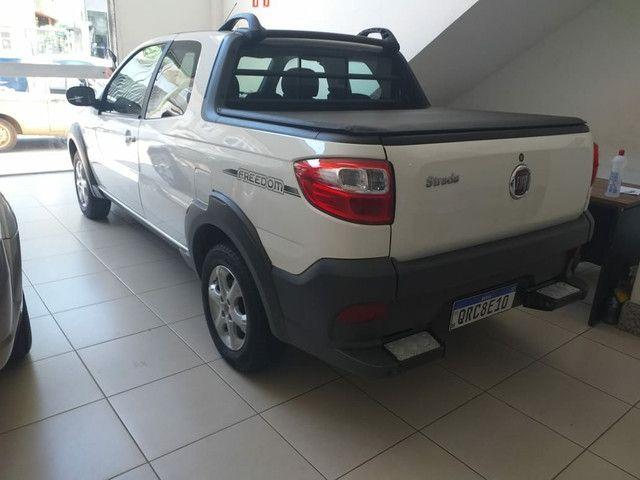 Fiat Strada Freedom 1.4 flex  cabine dupla