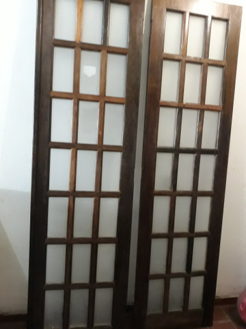 Porta de madeira ( CANELÃO ) - Foto 3
