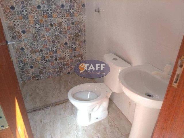 KA- Casa na Planta e com 2 quartos e suíte, em Condomínio, por R$ 100.000 - Unamar - Foto 13