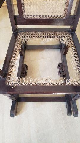 Cadeira de balanço da Vovó - Foto 3