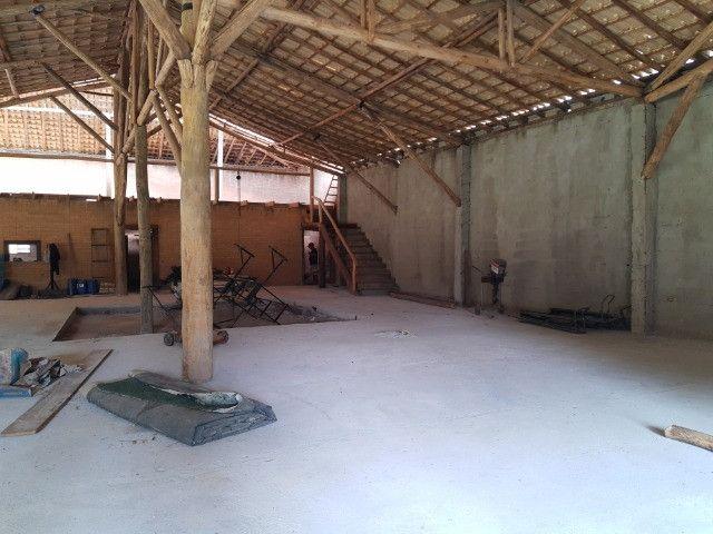 Salão de eventos rústico Beira de rio - Foto 9