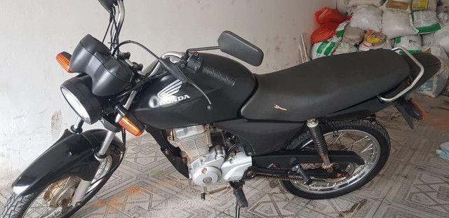 Moto 150 2004 Preta - Foto 2