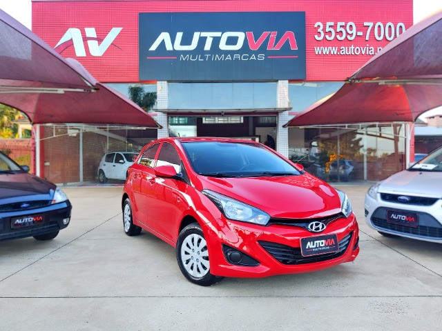 Hyundai HB20 1.0 Manual - 2015 - Unica Dona