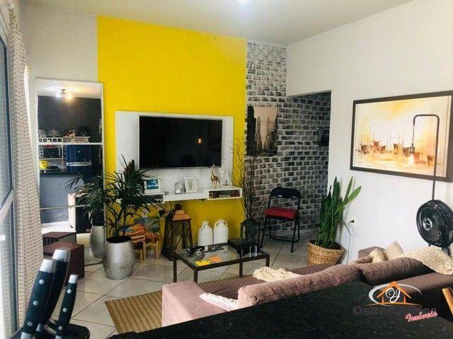 Casa com 2 dormitórios à venda, 59 m² por R$ 175.000,00 - Centro - Eusébio/CE - Foto 4