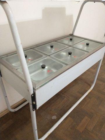 Mesa e balança para Self-Service - Foto 3