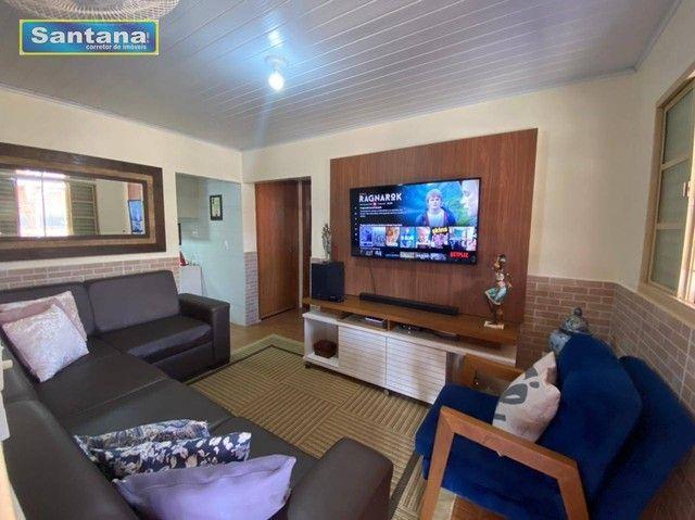 Chale com 4 dormitórios à venda, 160 m² por R$ 220.000 - Mansões das Águas Quentes - Calda - Foto 8
