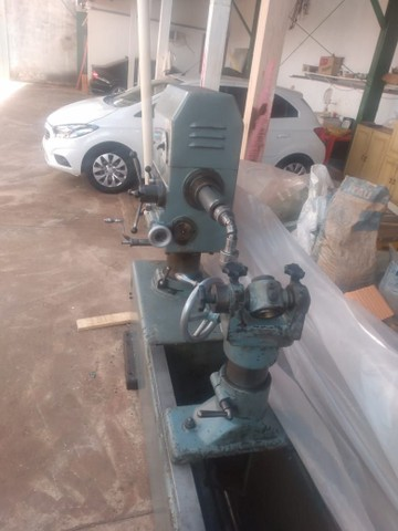 Mandrilhadeira para motor diesel ou gasolina mancais do virabrequim e comando - Foto 5