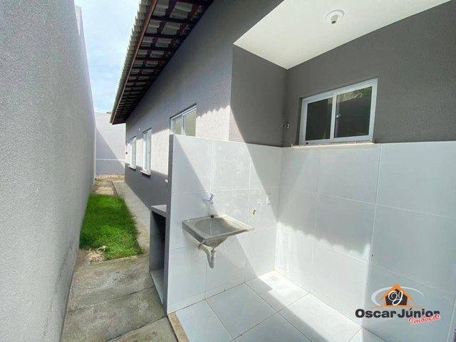 Casa à venda, 89 m² por R$ 295.000,00 - Centro - Eusébio/CE - Foto 12
