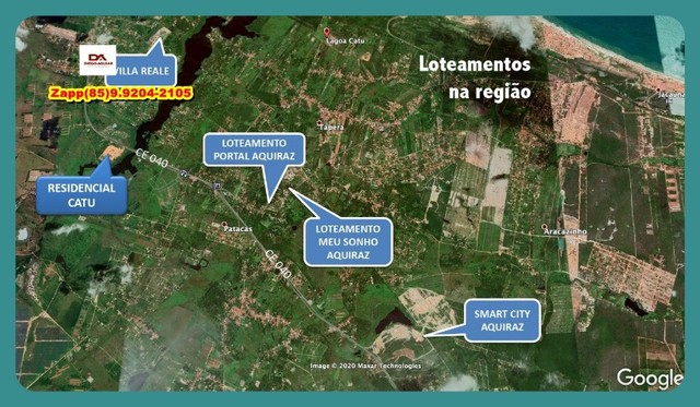 Loteamento Residencial Catu - Marque sua visita-#@#@ - Foto 19