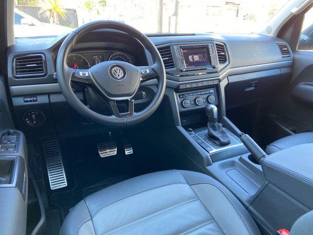 VW AMAROK 2.0 4x4 COMFORTLINE AUTOMÁTICO 2020 - Foto 9