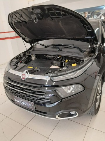 Fiat Toro Volcano  Diesel c/ teto solar 2019 - Foto 11