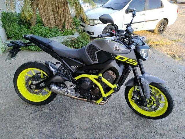 Yamaha MT-09 2018