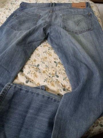 Calça Jeans Established 1984-JeansWeartng 46 - Foto 3