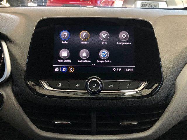 GM Chevrolet Onix Premier - 1.0 Turbo - 2020 - Foto 10