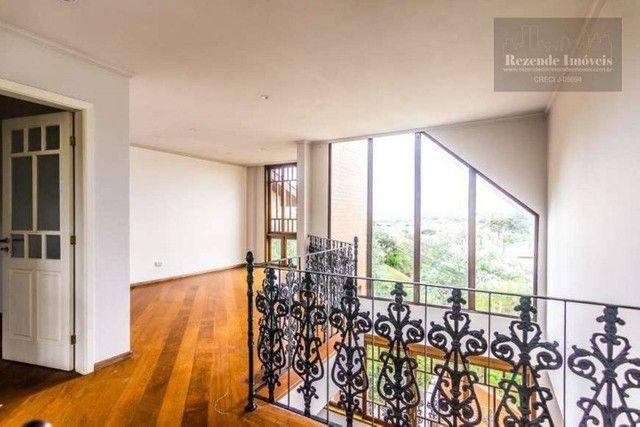 LF-CA0513-Casa com 4 dorm para alugar,472 m² por R$ 9.500/mês-São João-Curitiba/PR - Foto 4