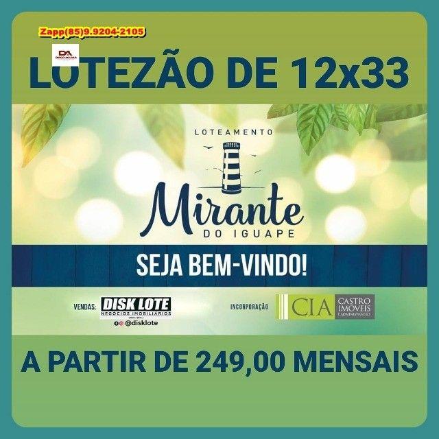 Loteamento Mirante do Iguape- Não perca mais tempo , venha investir-!@!@ - Foto 4