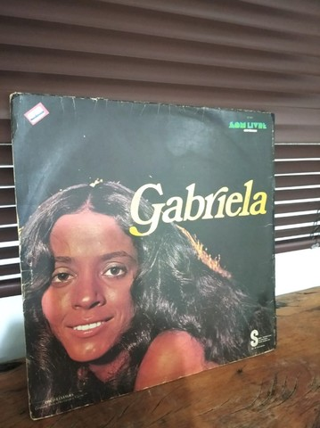 LP\Disco - Trilha Sonora da Novela Gabriela - 1975 - Capa Dupla - Foto 3