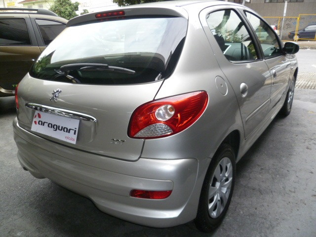 Peugeot 207 xr 1.4 hatch 8v flex 4p - Foto 6