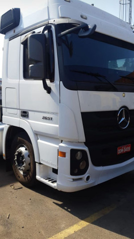Actros 2651 2016