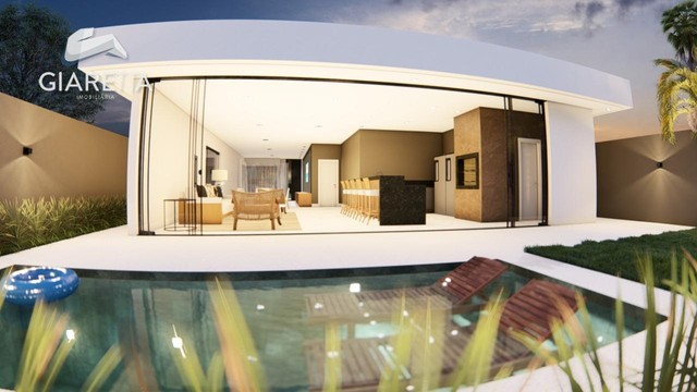 Casa com 3 dormitórios à venda, JARDIM PANCERA, TOLEDO - PR - Foto 4