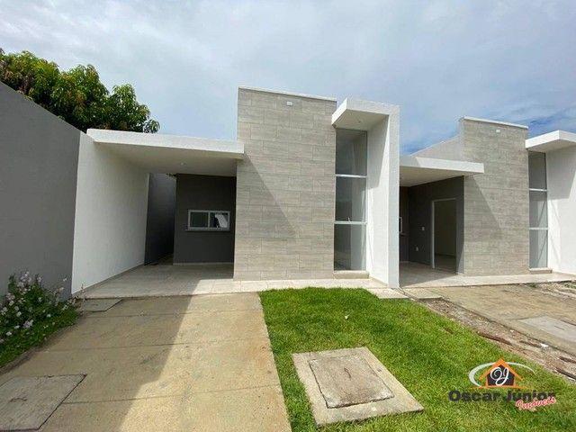 Casa à venda, 89 m² por R$ 295.000,00 - Centro - Eusébio/CE