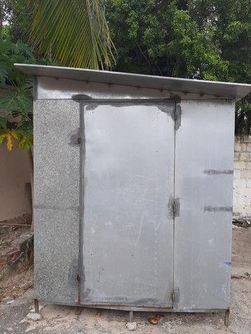 Barraca de zinco nova - Foto 2