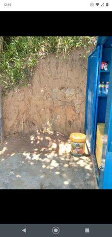 Vendo está Barraca de zinco (OPORTUNIDADE ÚNICA) Com Ponto Fixo. - Foto 3