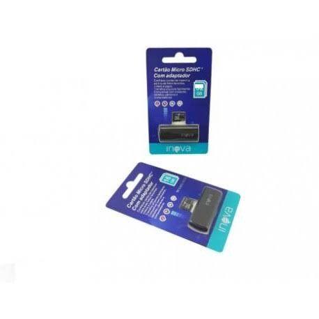 Cartão De Memória Micro Sd 16 GB Inova - Foto 2