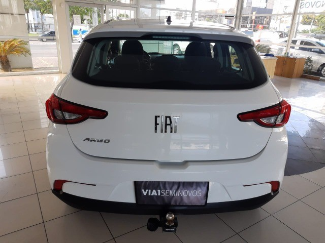 Fiat Argo 1.0 Completo - 2019 - Novíssimo, Revisado e C/ Garantia - Foto 5