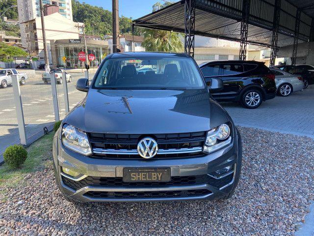VW AMAROK 2.0 4x4 COMFORTLINE AUTOMÁTICO 2020 - Foto 6