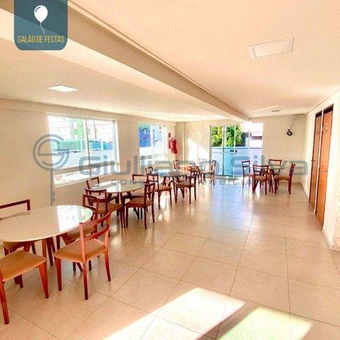 CÓD: 0016 - Apto, Novo, Bessa, 59 m², 2 Qts s/ 1 Suíte, Pisc. Elev - Foto 8