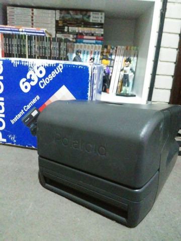 Câmeras Polaroid 600 e 636 - Foto 4