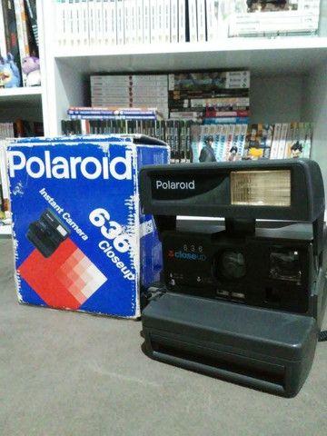 Câmeras Polaroid 600 e 636 - Foto 3