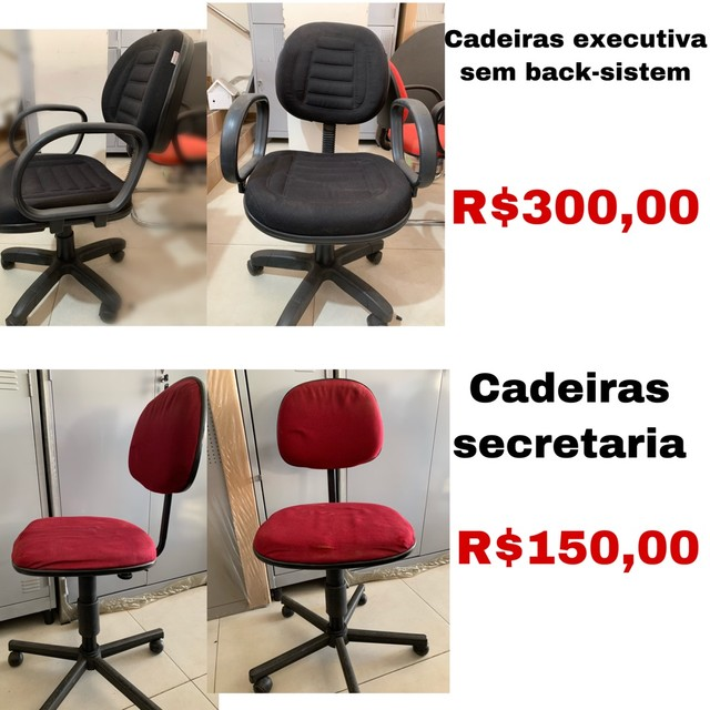 Cadeiras usadas em PROMOÇÃO  - Foto 2