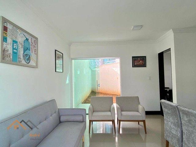 Casa com 3 quartos sendo 01 suite à venda, 98 m² por R$ 595.000 - Planalto - Belo Horizont - Foto 6