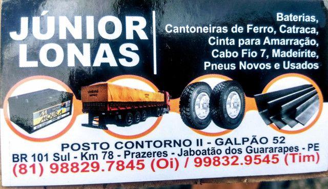 Rodas para caminhões 275/295 a disco e raiadas - Foto 4